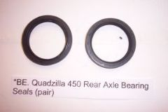 BE. Quadzilla 450 Rear Axle Bearing Seals (pair)